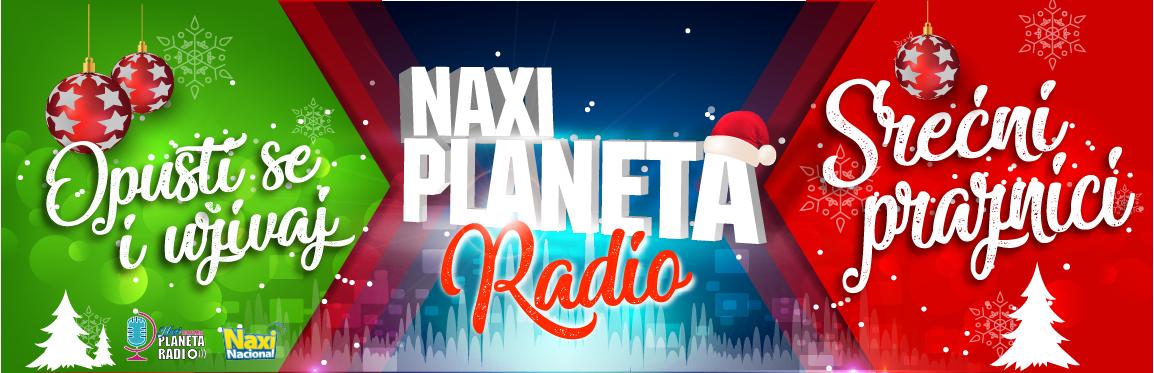 Naxi Planeta radio